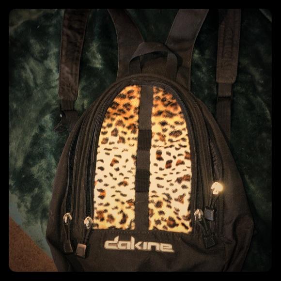 568e7783c254 Mini black   cheetah backpack